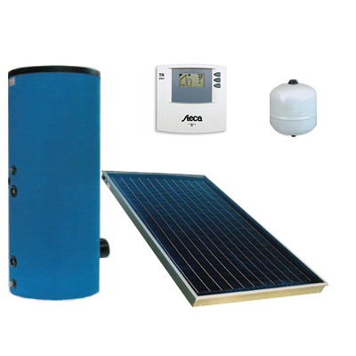 Solar Water Heating Kit 200L