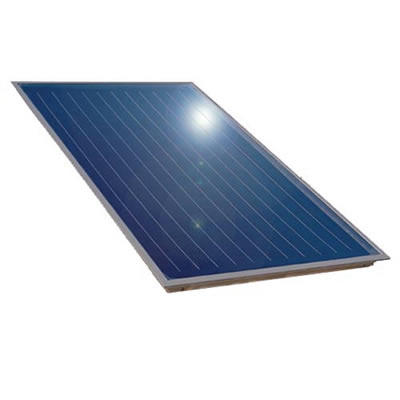 Solar hot water panel - Vertical | GreenTec
