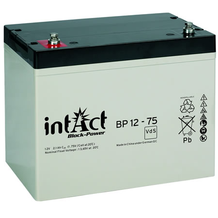 Intact Block-Power BP 12-75