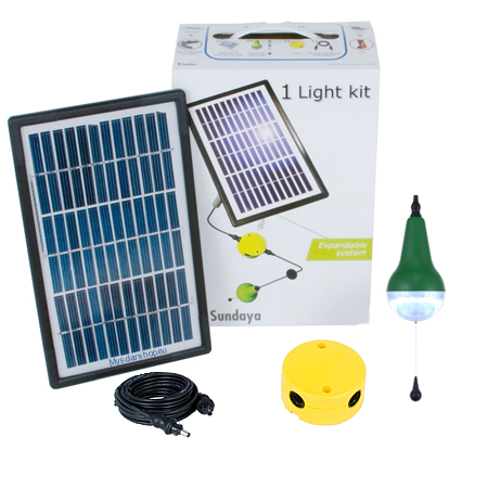 Solar Lighting Kit - LED Solar Lights